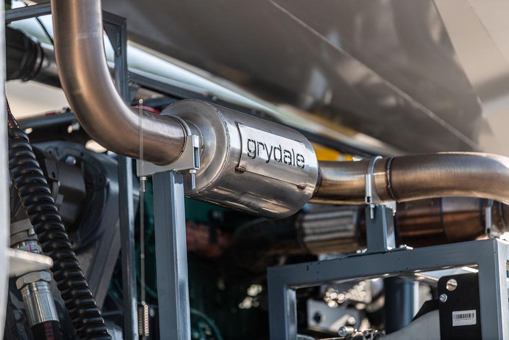 JMS-50-MDT - Custom Mandrel Bent Cooling System