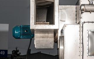 Clean Air Exhaust JMS 10 MES
