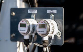 JMS 50 MDT Pressure Gauges