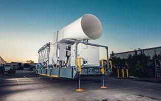 Mobile Hybrid Stepping System JMS 50 MHS