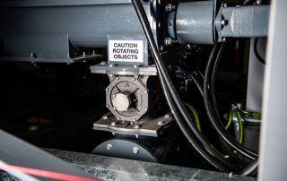 Rotary Valve JMS 50 MHS Mobile Hybrid Stepping Dust Collector