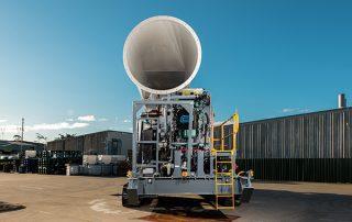 Trumpet Clean Air Exhaust JMS 50 MDT